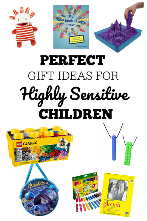 gift ideas for highly sensitive child